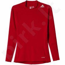 Marškinėliai treniruotėms Adidas Techfit Base Long Sleeve M AJ5015