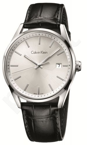 Vyriškas CALVIN KLEIN laikrodis CK K4M211C6