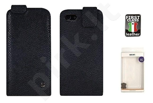 Samsung Galaxy S4 dėklas GRAVEL Sox juodas
