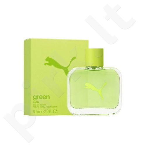 Puma Green, tualetinis vanduo (EDT) vyrams, 60 ml