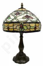 Vitražinė stalinė lempa 62559