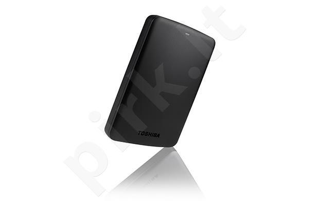 External HDD Toshiba Canvio Basics 2.5'' 2B USB3, Black