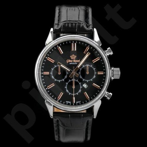 Vyriškas Gino Rossi laikrodis GR2569JG