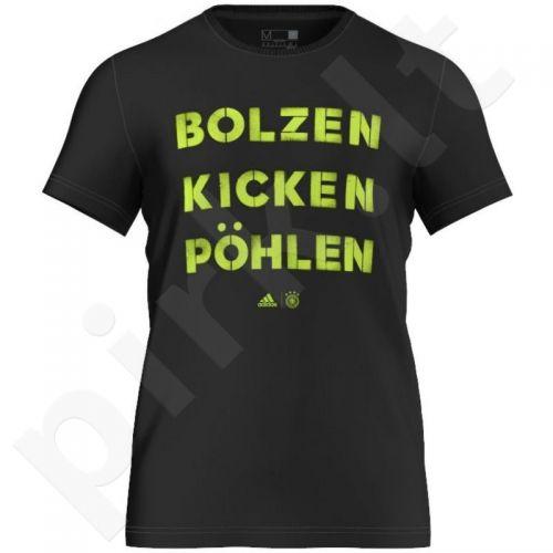 Marškinėliai Adidas Vokietija DFB GR Tee Good M AC6710