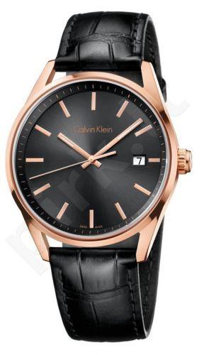 Vyriškas CALVIN KLEIN laikrodis K4M216C3