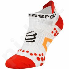 Kojinės Compressport ProRacing Low Cut Socks V2.1 RSLV211-00RD