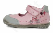 D.D. step rožiniai batai 22-27 d. da031322