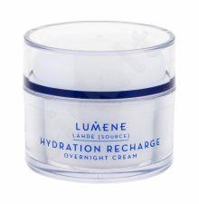 Lumene Lahde, Hydration Recharge, Night Skin kremas moterims, 50ml