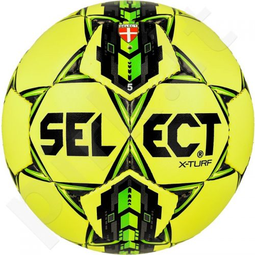 Futbolo kamuolys SELECT X-TURF