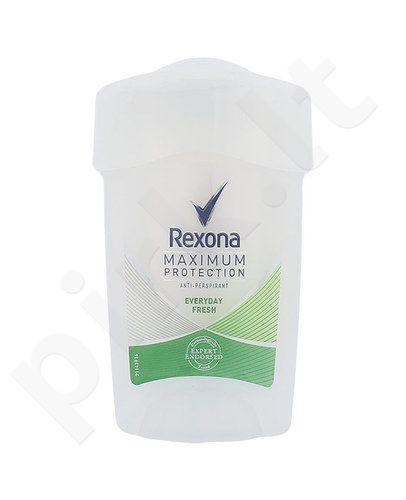 Rexona Maksimali apsauga Kasdien Šviežumas anti-perspirantas, kosmetika moterims, 45ml