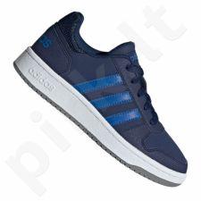 Sportiniai bateliai Adidas  Hoops 2.0 K Jr EE8999