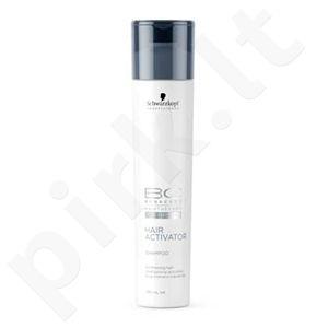 SCHWARZKOPF BC HAIR ACTIVATOR šampūnas 250 ml