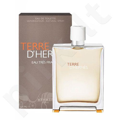 Hermes Terre D Hermes Eau Tres Fraiche, EDT vyrams, 75ml, (testeris)