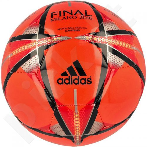 Futbolo kamuolys Adidas Finale Milano Capitano AC5490