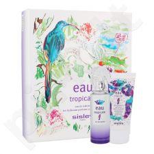 Sisley Eau Tropicale rinkinys moterims, (EDT 50ml + 50ml kūno losjonas)