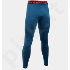 Sportinės kelnės kompresinės Under Armour ColdGear® Armour Twist Compression Leggings M 1280800-480