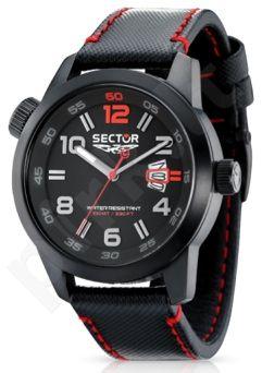 Laikrodis Sector   Oversize Action. chronografasgrafas or   version. 48mm.