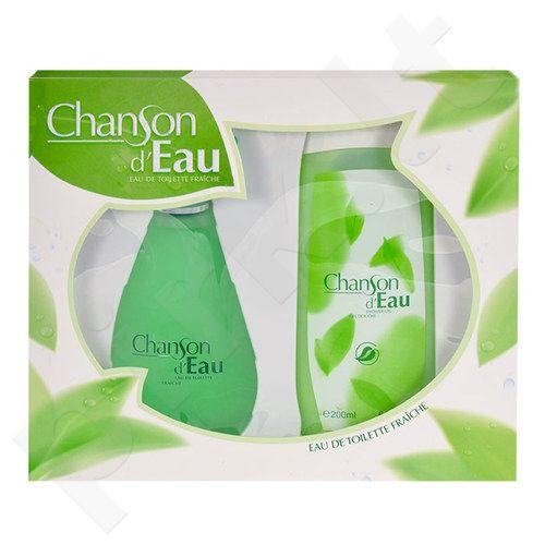 Chanson Chanson d´Eau rinkinys moterims, (EDT 100ml + 200ml dušo želė)