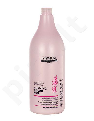L´Oreal Paris Expert Vitamino Color A-OX šampūnas, kosmetika moterims, 1500ml