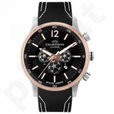 Vyriškas laikrodis Jacques Lemans U-39H