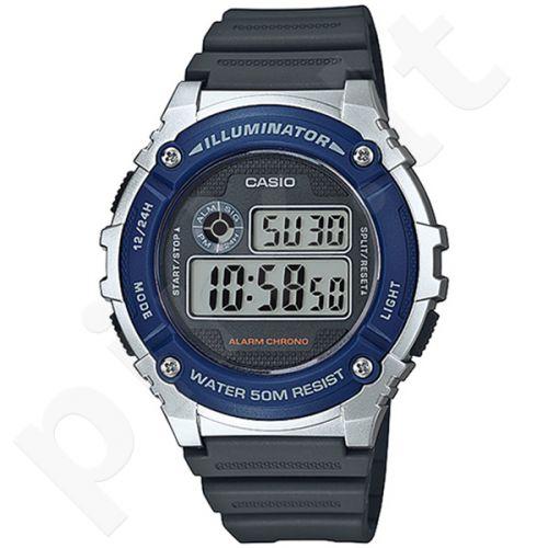 Vyriškas Casio laikrodis W-216H-2AVEF