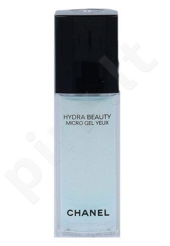 Chanel Hydra Beauty Micro gelis Yeux, kosmetika moterims, 15ml