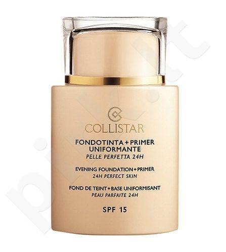 Collistar Evening fondas + Primer SPF 15, kosmetika moterims, 35ml, (5)