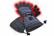 SUNEN Glovii - Šildomos slidinėjimo pirštinės, dydis XL