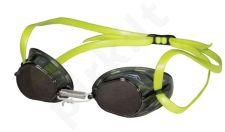 Plaukimo akiniai AQF SHOT MIRROW 4173 30 yellow