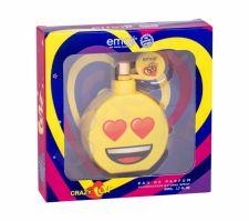 Emoji Crazy Love, kvapusis vanduo vaikams, 50ml