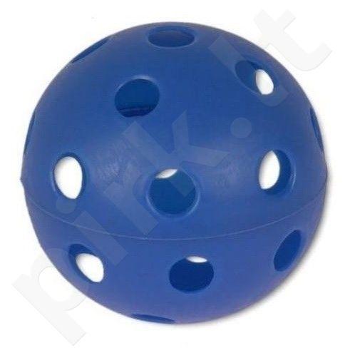 Grindų riedulio kamuoliukas Meteor, mėlynas, 72 mm