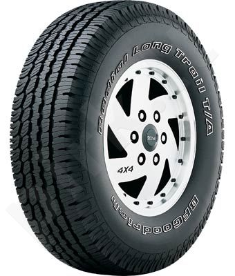 Universalios BF Goodrich Radial Long Trail TA R17
