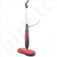 Moneual AME7000 Floor Moping Robot Cleaner, Red, 1300 W