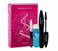 Lancôme Hypnose Doll Eyes, rinkinys blakstienų tušas moterims, (Mascara 6,5 ml + akių kontūrų pieštukas Le Crayon Khol 0,7 g 01 Noir + akių makiažo valiklis Bi-Facil 30 ml), (01 So Black!)