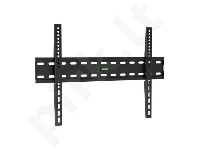 Equip LCD wall bracket 94-178cm (37''-70) fixed, 50kg, VESA max 600x400, black
