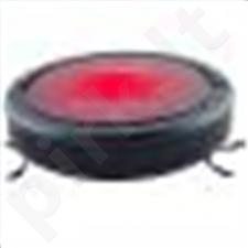 Moneual ME485 Robot Vacuum Cleaner, Black, 25 W, HEPA filtration system
