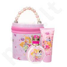 Disney Princess Princess rinkinys vaikams, (EDT 50ml + kūno losjonas 60 ml + skarda)