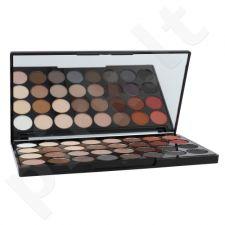 Makeup Revolution London Flawless 2  akių šešėlių paletė, kosmetika moterims, 20g