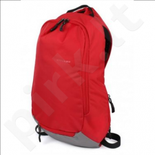 Tucano CRATERE Reflective Running Backpack (Red) / Internal size: 29,5 x 44,5 x 14,5 cm / Resistant nylon