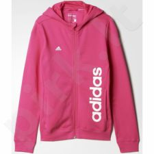 Bliuzonas  Adidas YG Essentials Linear Full Zip Junior AK2102