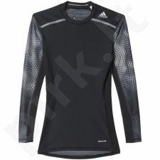 Marškinėliai kompresiniai Adidas Techfit Chill M AJ4921