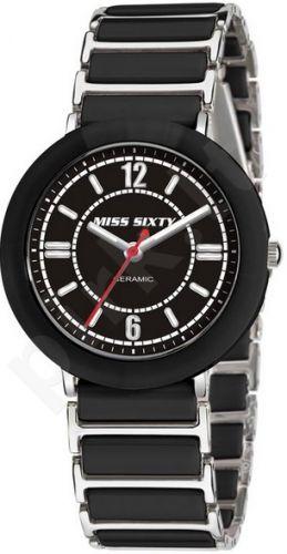 Moteriškas kvarcinis laikrodis MISS SIXTY CERAMIC