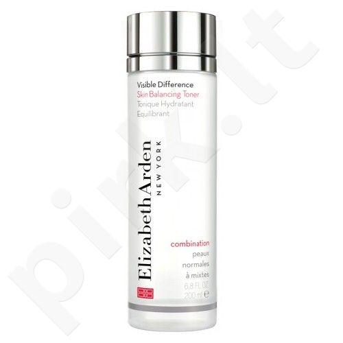 Elizabeth Arden Visible Difference Skin Balancing Toner, kosmetika moterims, 200ml, (testeris)