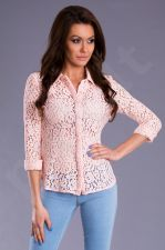 DROLE DE COPINE marškiniai - rožinė 8614-2