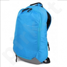 Tucano CRATERE Reflective Running Backpack (Blue) / Internal size: 29,5 x 44,5 x 14,5 cm / Resistant nylon