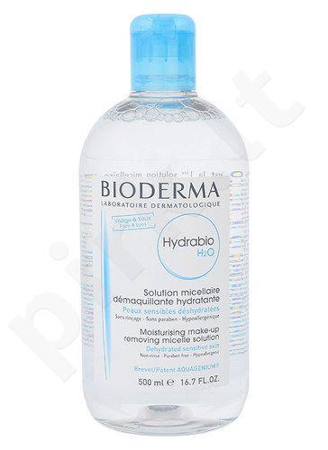 Bioderma Hydrabio H2O, kosmetika moterims, 500ml