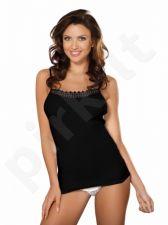 Babell medvilniniai marškinėliai GOYA (juodos spalvos)