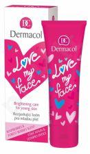 Dermacol Love My Face, Brightening Care, dieninis kremas moterims, 50ml