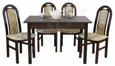Stalas (S43) + 4 kėdės (KK)