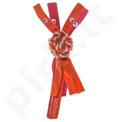 Žaislas suniui Rogz COWBOYZ oranžinis small